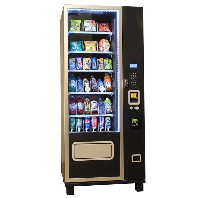 Piranha G636 Combo Vending Machine Buy Vending