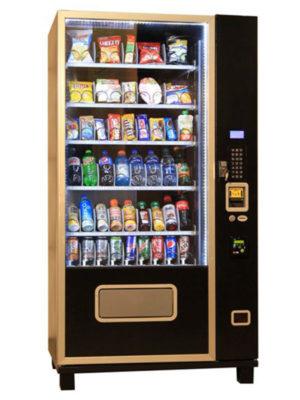 Piranha G654 combo vending machine