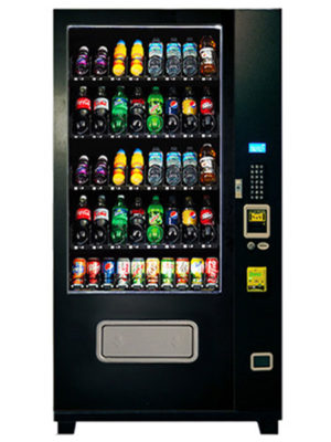 Piranha G540 drink vending machine