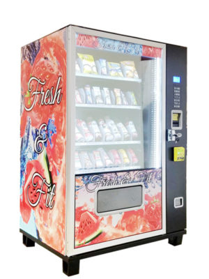 Piranha G432 healthy combo vending machine R