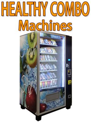 Healthy Combo Vending Machines