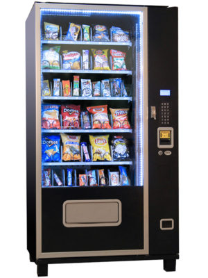Vending Machine G638 All Snack